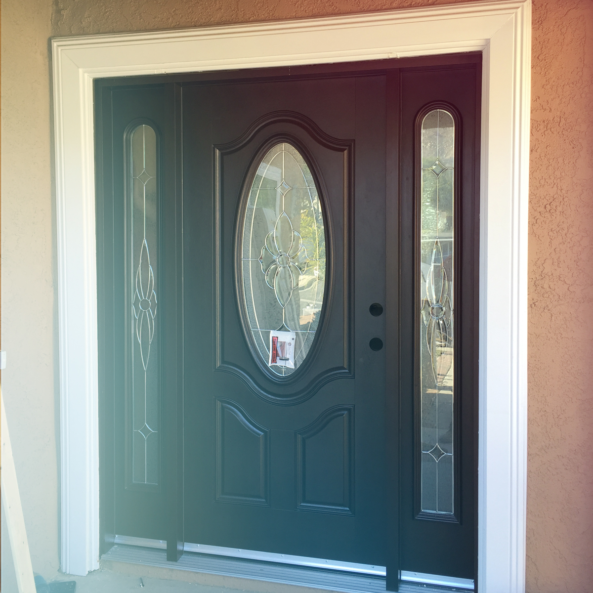 Some of our latest installs. & First Place Glass - First Place Glass Inc.
